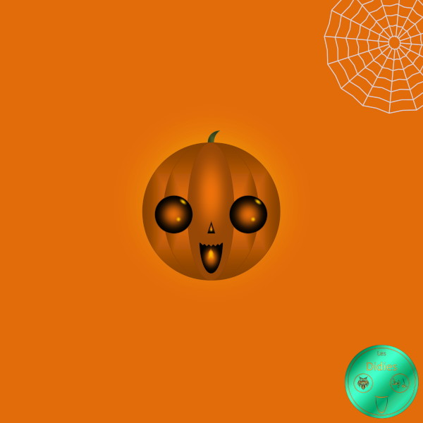 Didies [Halloween] [Artiste Infirme Moteur Cérébral] [Infirmité Motrice Cérébrale] [IMC] [Paralysie Cérébrale] [Cerebral Palsy] [Handicap] [Kawaii]