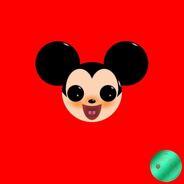 Didies [Disney] [Artiste Infirme Moteur Cérébral] [Infirmité Motrice Cérébrale] [IMC] [Paralysie Cérébrale] [Cerebral Palsy] [Handicap] [Kawaii]