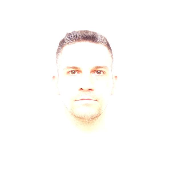 Didier Desmet, Artiste IMC (Autoportrait 2018) #2